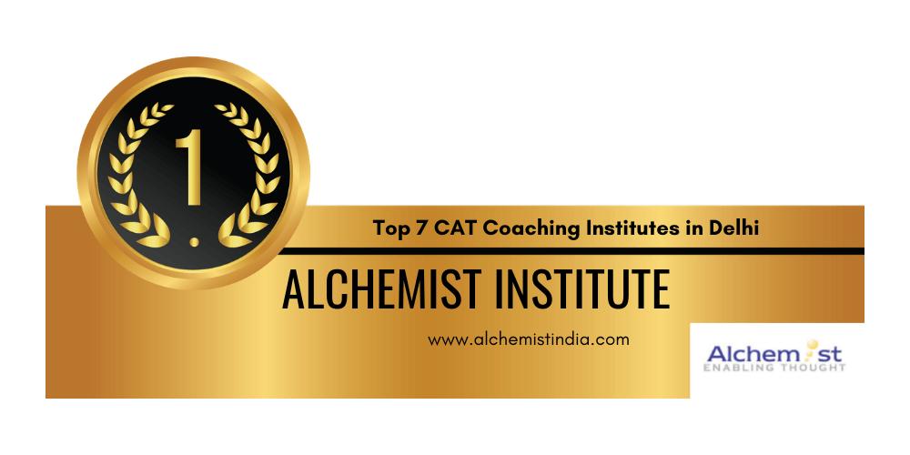 rank 1 cat preparation institutes in delhi