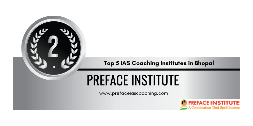 rank 2 ias coaching institutes in bhopal