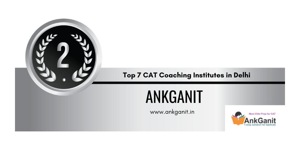 rank 2 cat preparation institutes in delhi