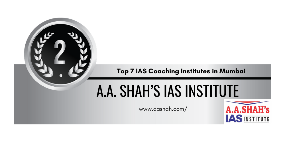 rank 2 ias coaching institutes in mumbai