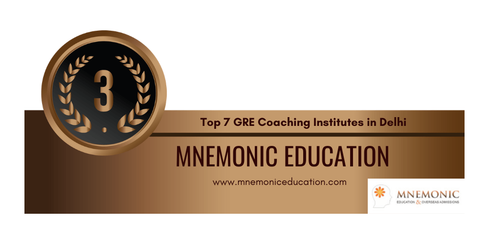 rank 3 gre coaching in delhi