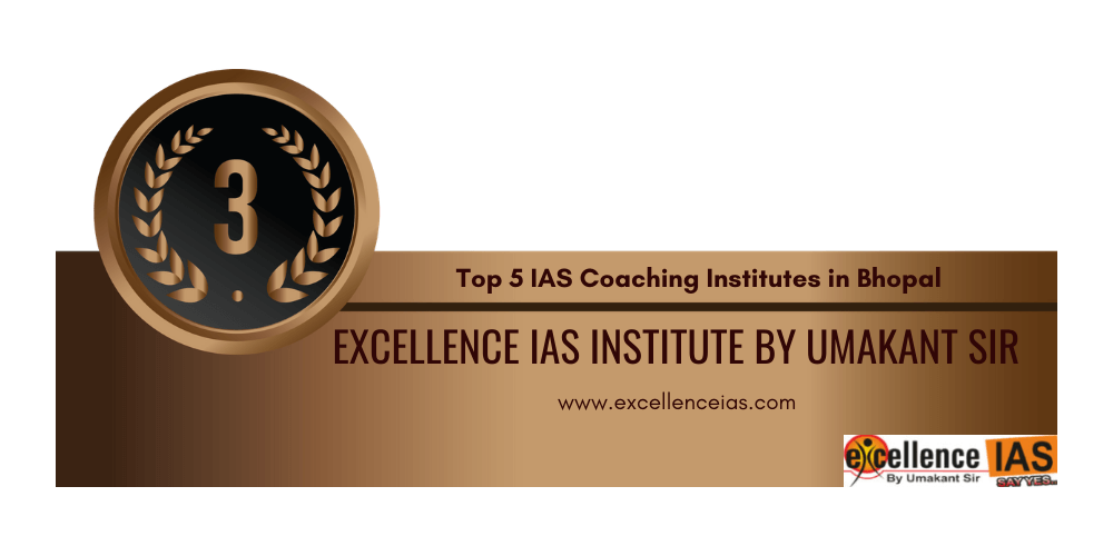 rank 3 ias coaching institutes in bhopal