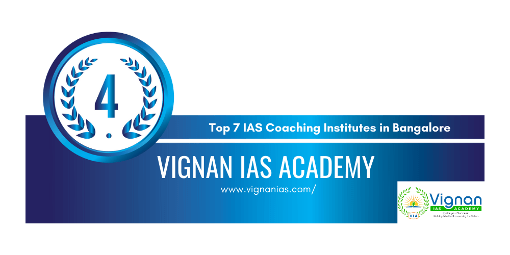 rank 4 ias coaching institutes bangalore