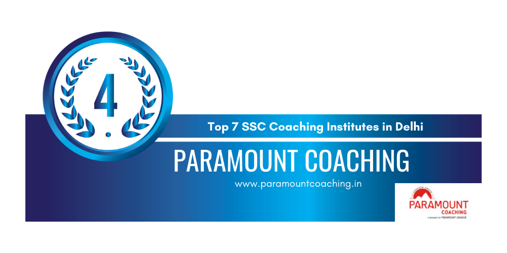 rank 4 ssc coaching centers in delhi