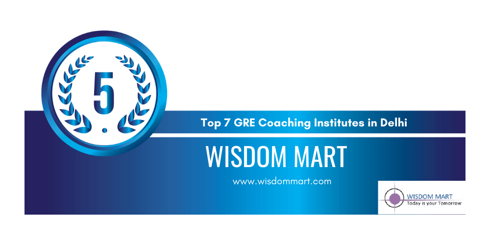 rank 5 gre coaching in delhi