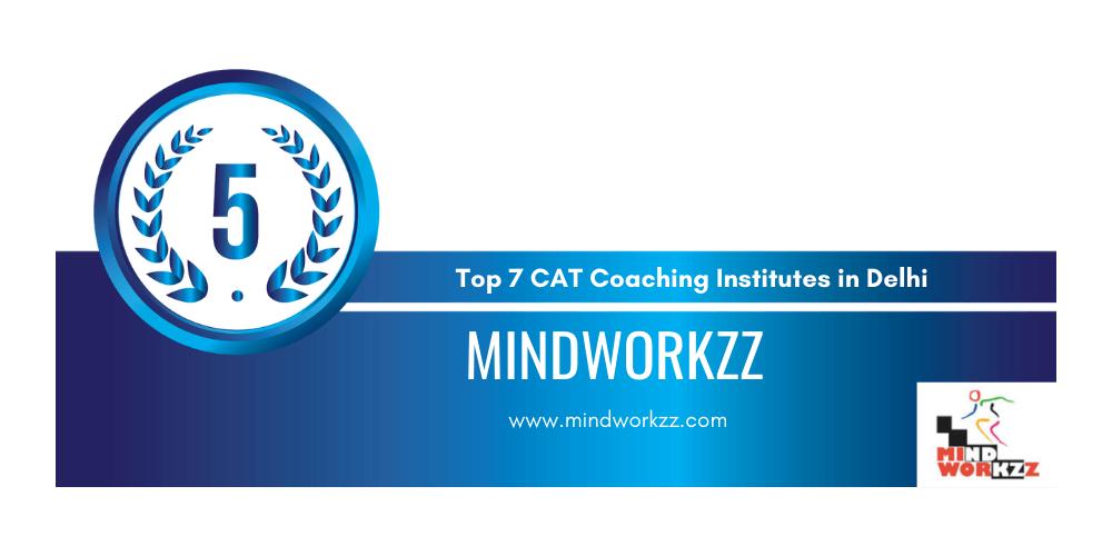 rank 5 cat preparation institutes in delhi