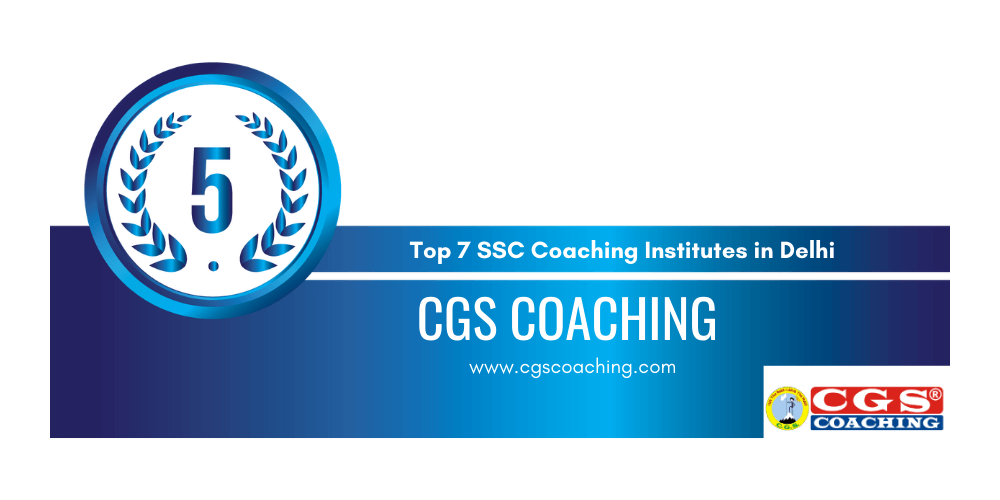 rank 5 ssc coaching centers in delhi