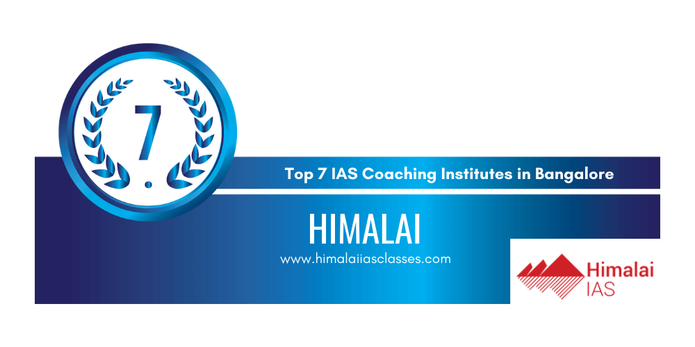 rank 7 ias coaching institutes bangalore