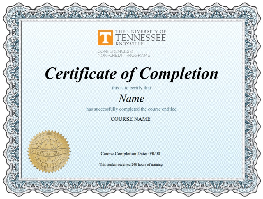 University-of-Tennessee-sample-certificate