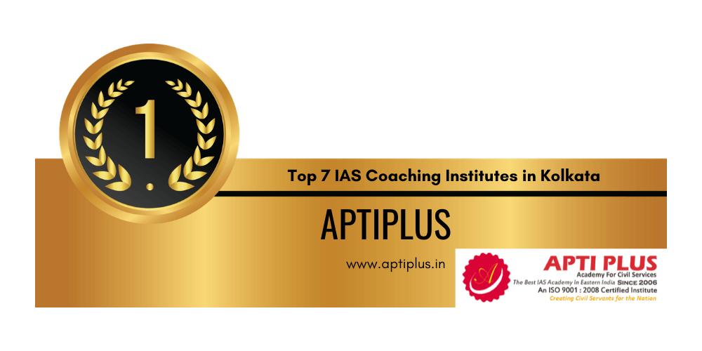 rank 1 ias coaching institutes in kolkata