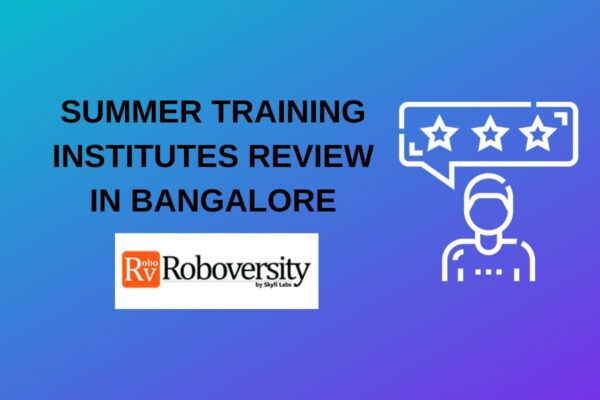 summer training roboversity