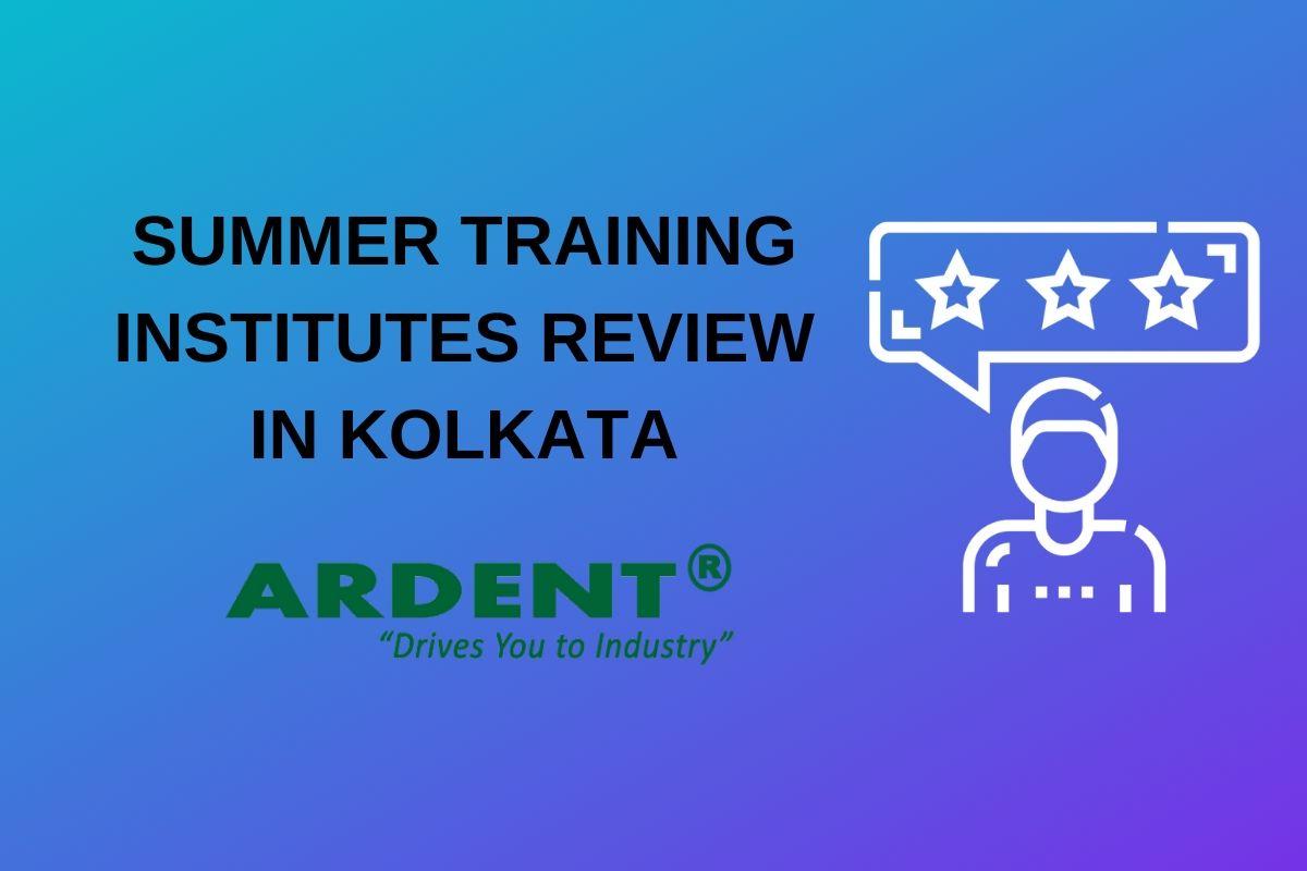 summer training ardent