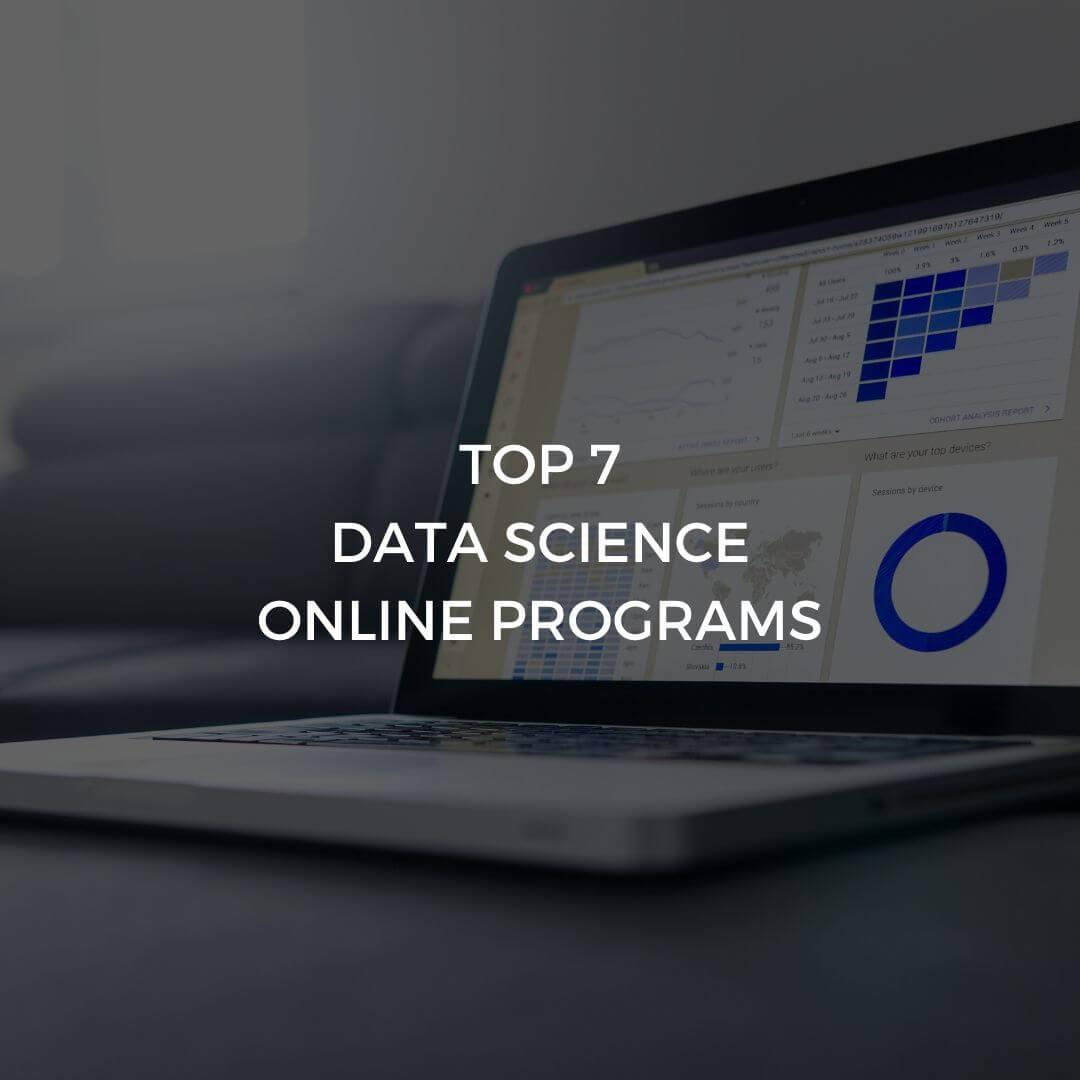 Top 7 Data science Online Program