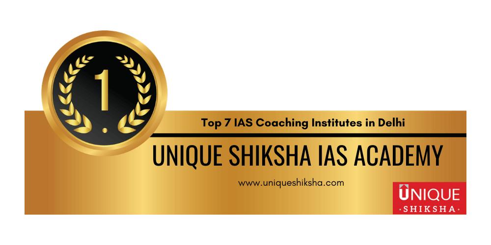 rank 1 ias coaching institutes in delhi