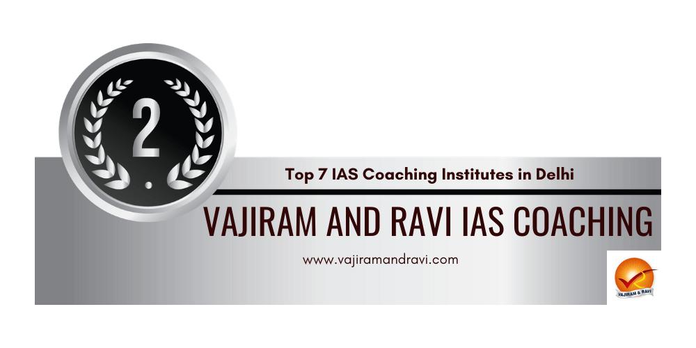 rank 2 ias coaching institutes in delhi