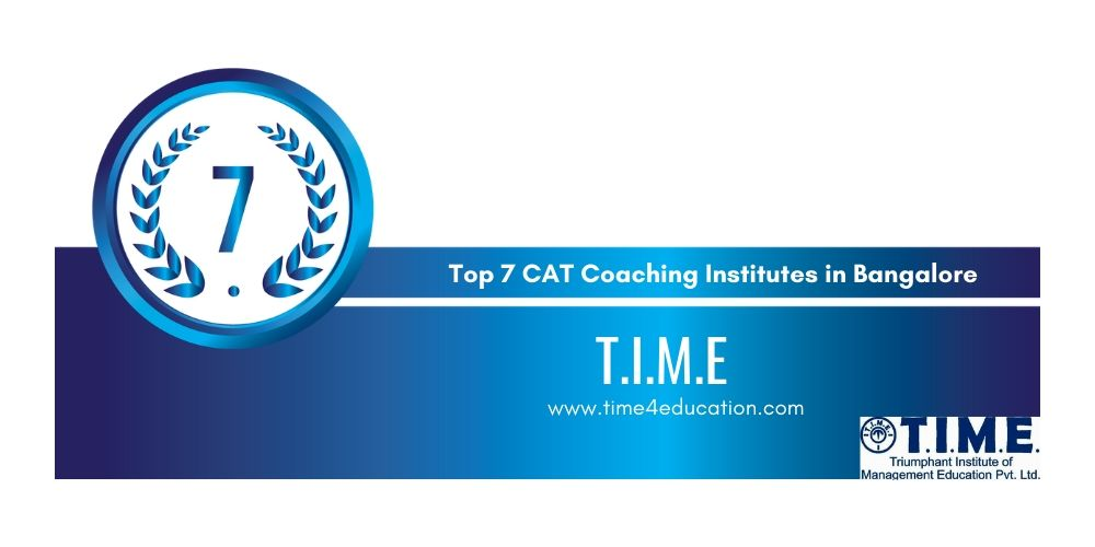 cat preparation institutes bangalore