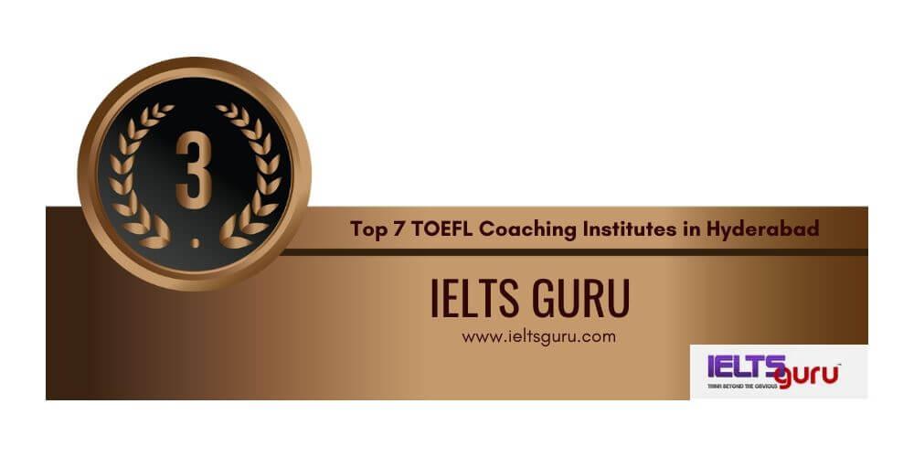 TOEFL Coaching Institutes Hyderabad