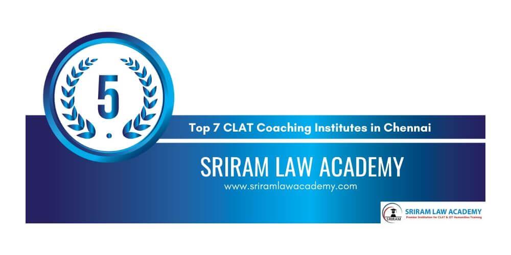 CLAT Coaching Institutes Chennai
