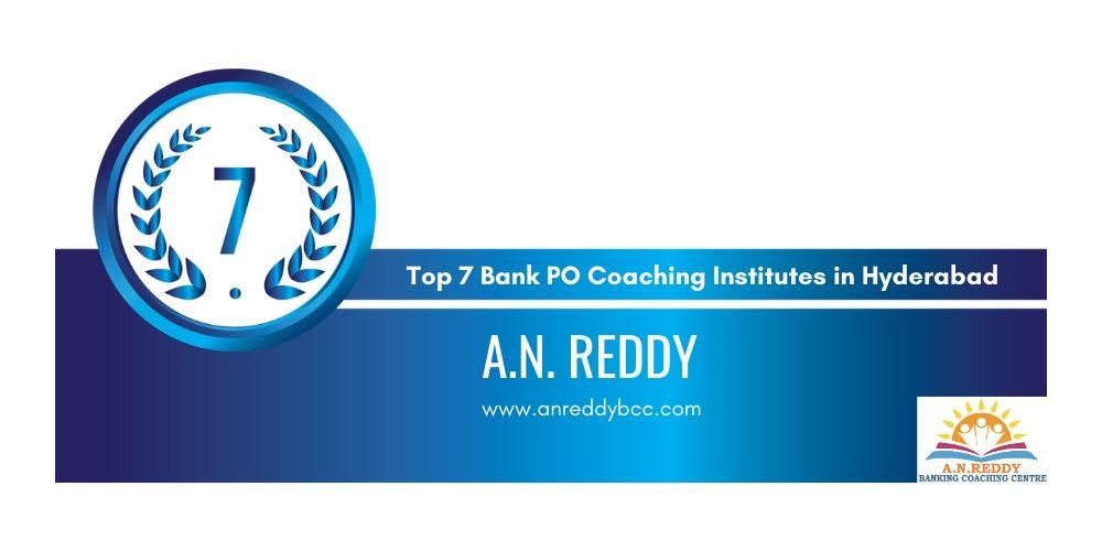 Bank PO Coaching Institutes Hyderabad
