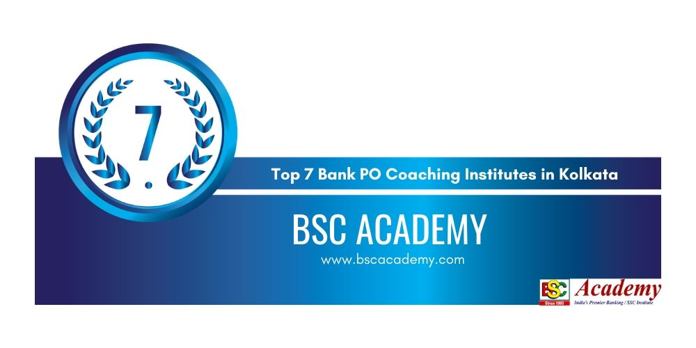 Bank PO Coaching Institutes Kolkata