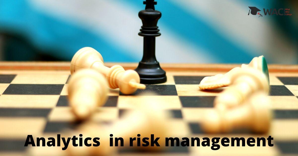 Analytics in risk management
