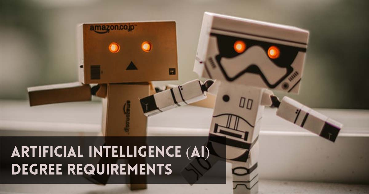 AI degree requirements