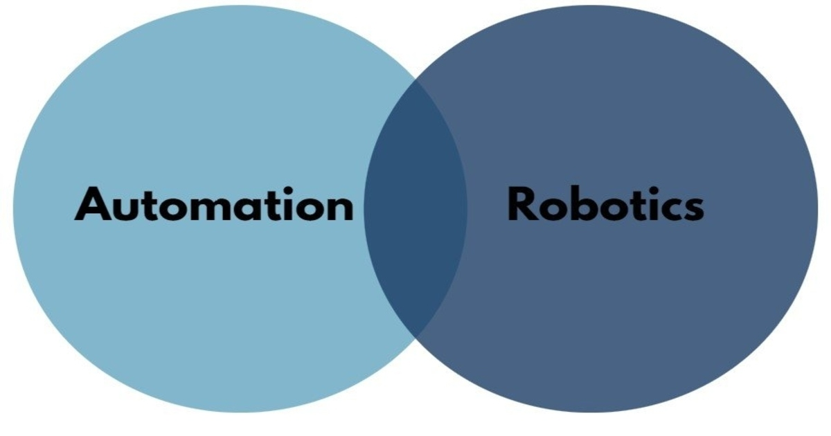 Differences Between Robotics And Automation