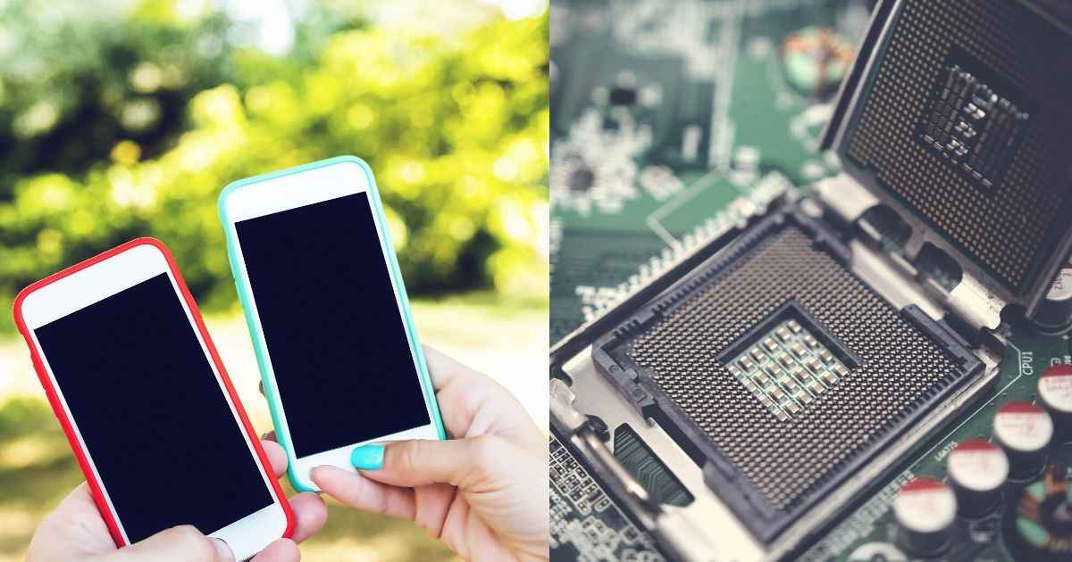 embedded systems in mobile phones