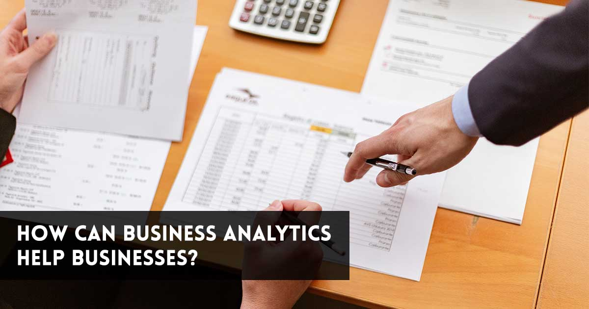 Business Analytics for Businesses