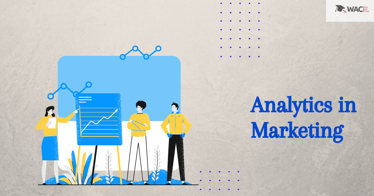 How does Analytics help in Marketing