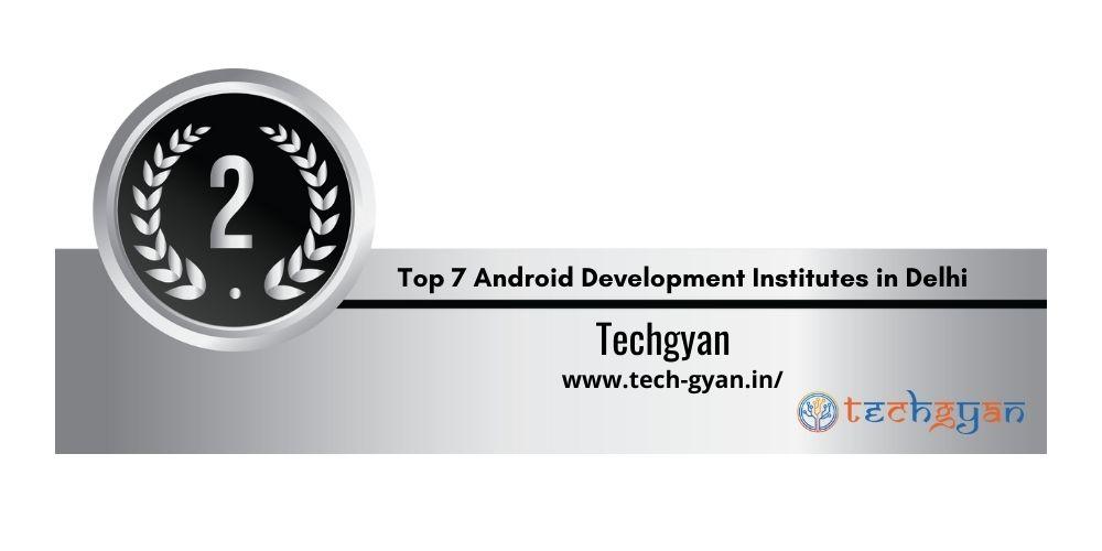 Rank 2 android app development Company in delhi