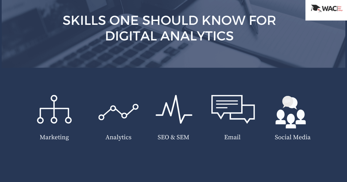 Skills One Should Know For Digital Analytics