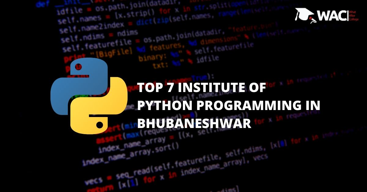 Top 7 Training Institutes of Python in Bhubaneshwar