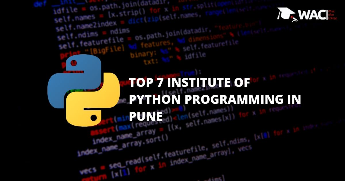 Top 7 Training Institutes of Python in Pune