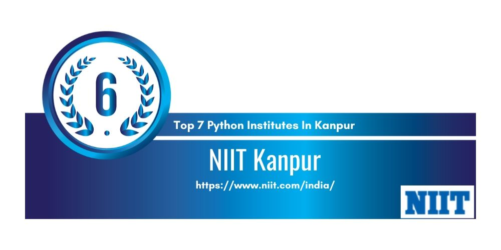 Top 7 Training Institutes of Python in Kanpur