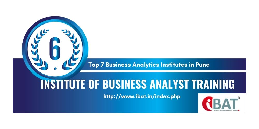 Top 7 Training Institutes of Business Analytics in Pune