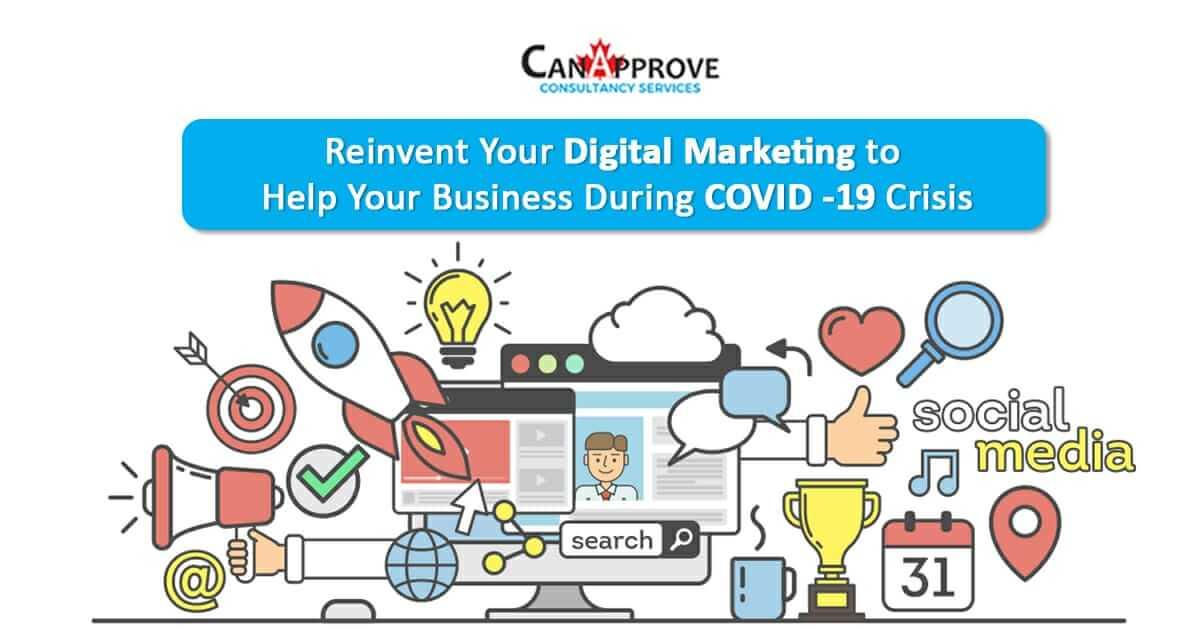 Digital Marketing in Covid Crisis