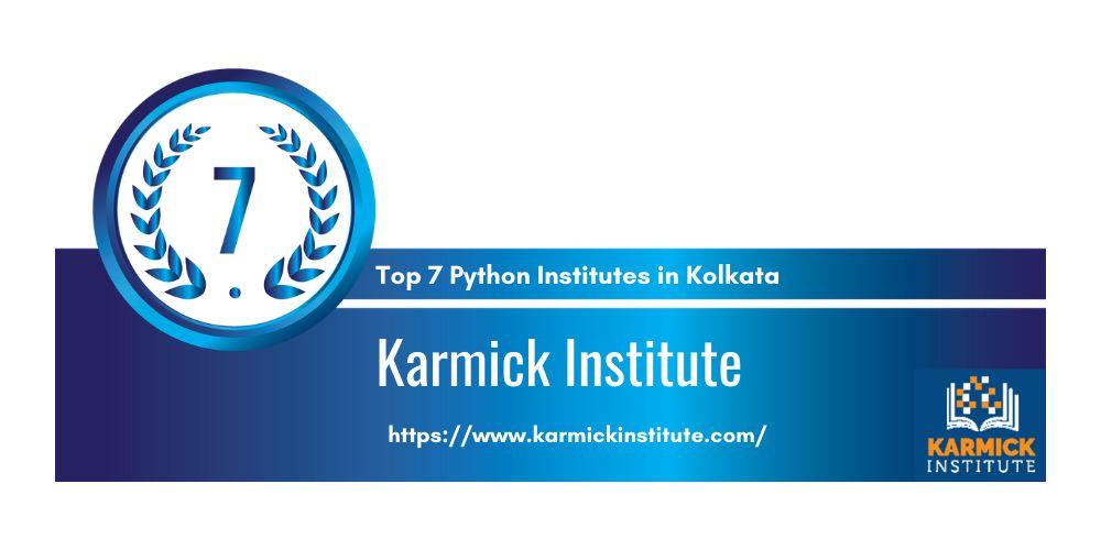 Python Institutes in Kolkata