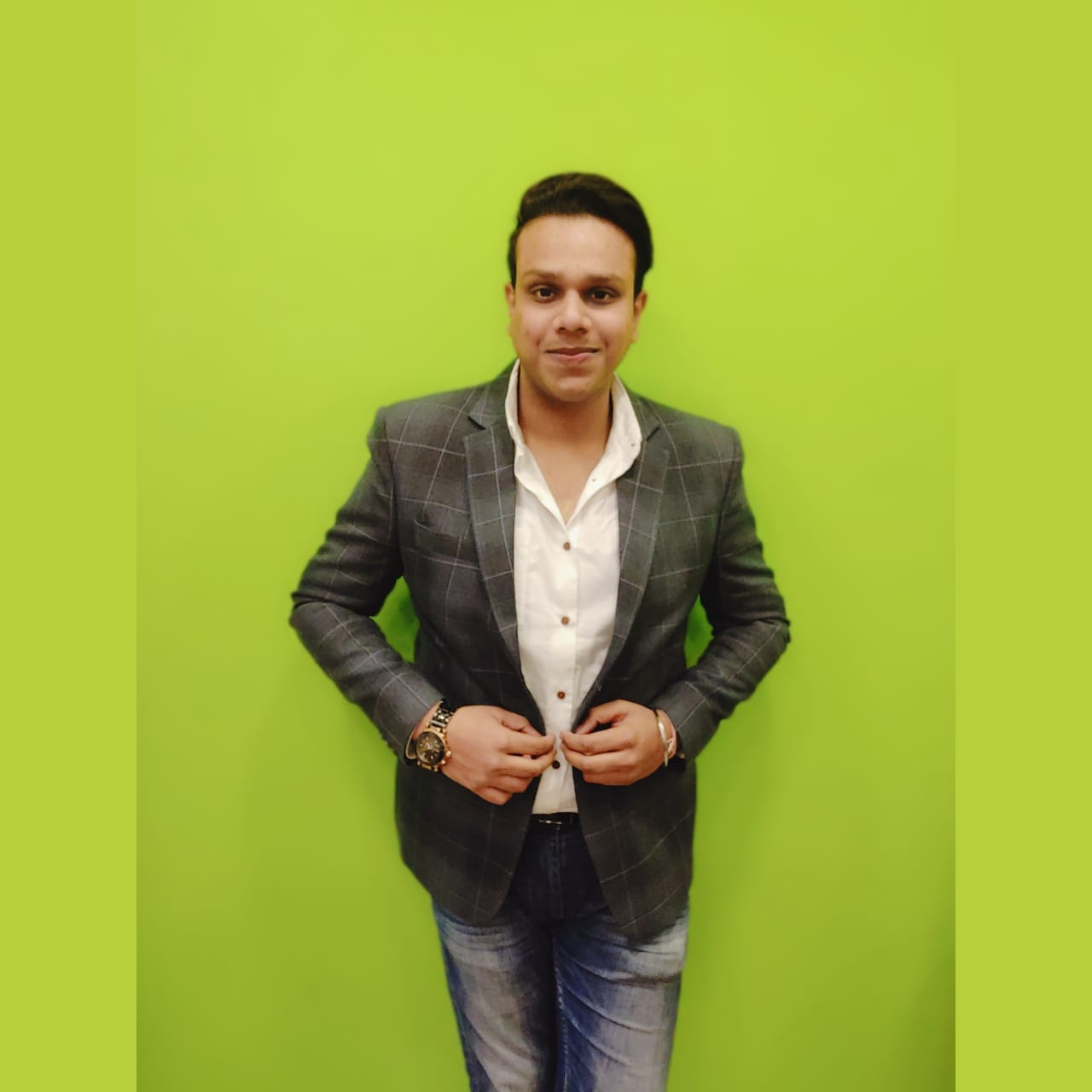 Manjeet Shergill