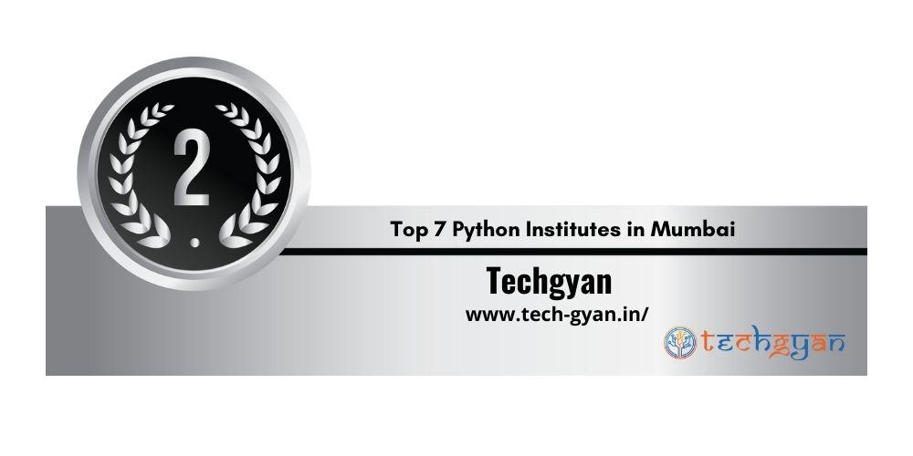Rank 2 python training institute in mumbai
