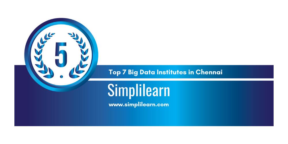 Top Big Data Institute in Chennai