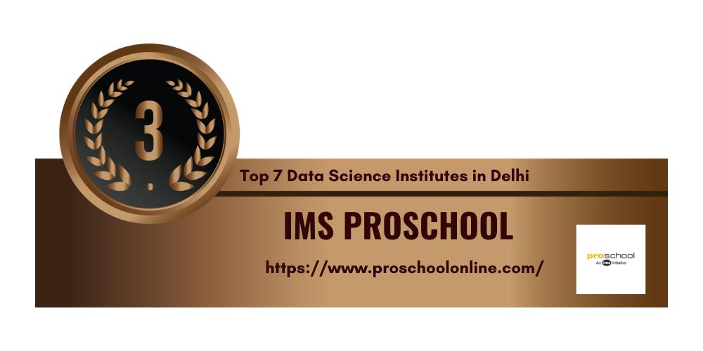 Data Science Institute in Delhi