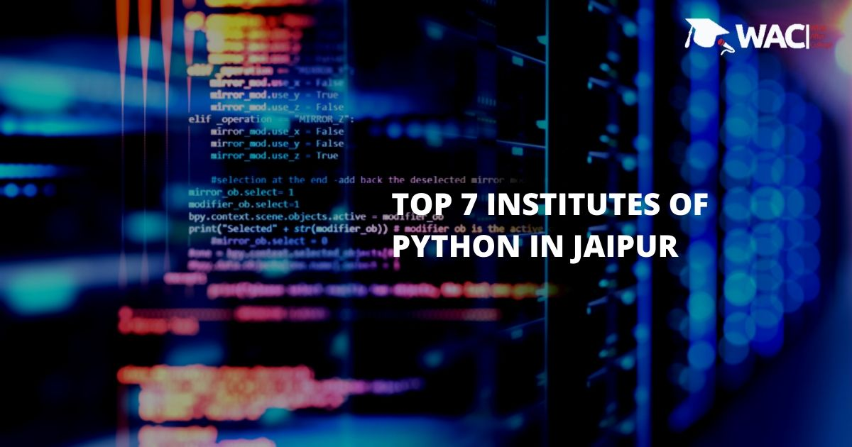 Python Institutes in Jaipur