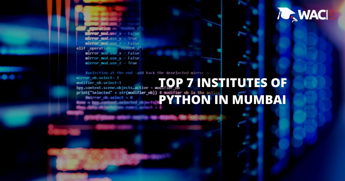 Python Institutes in Mumbai