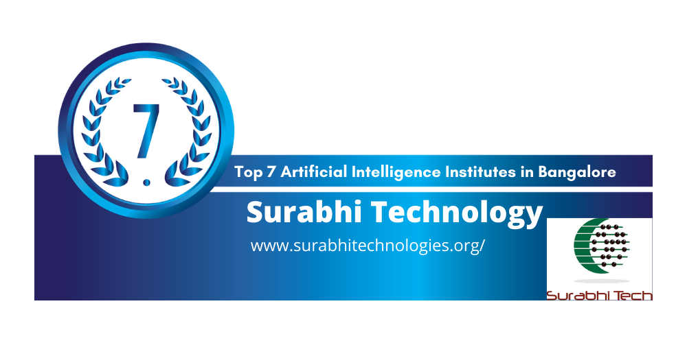 Top 7 Artificial Intelligence Institutes in Bangalore
