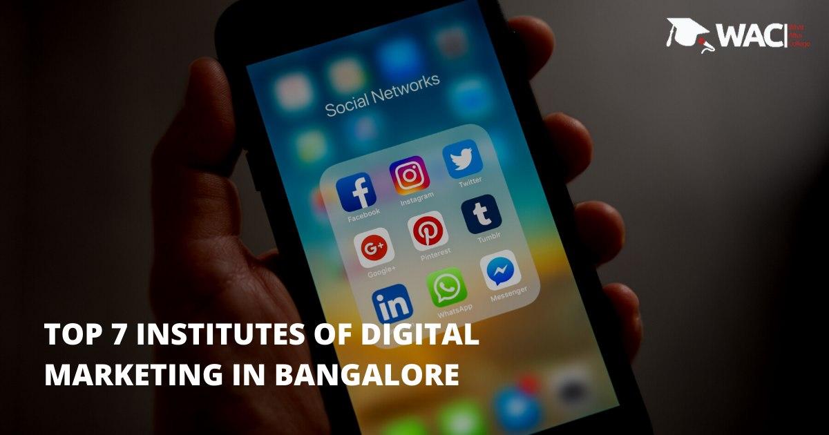 Digital Marketing Institutes in Bangalore