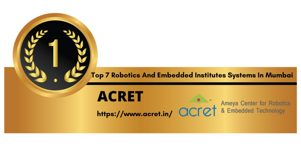 robotics and embedded systems institutes in Mumbai