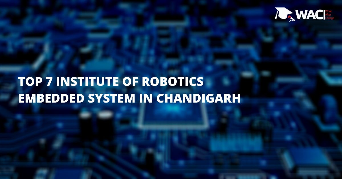 robotics and embedded system institutes in Chandigarh