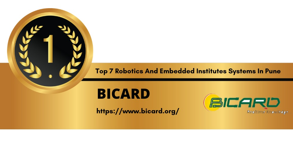 robotics and embedded systems Institutes in Pune