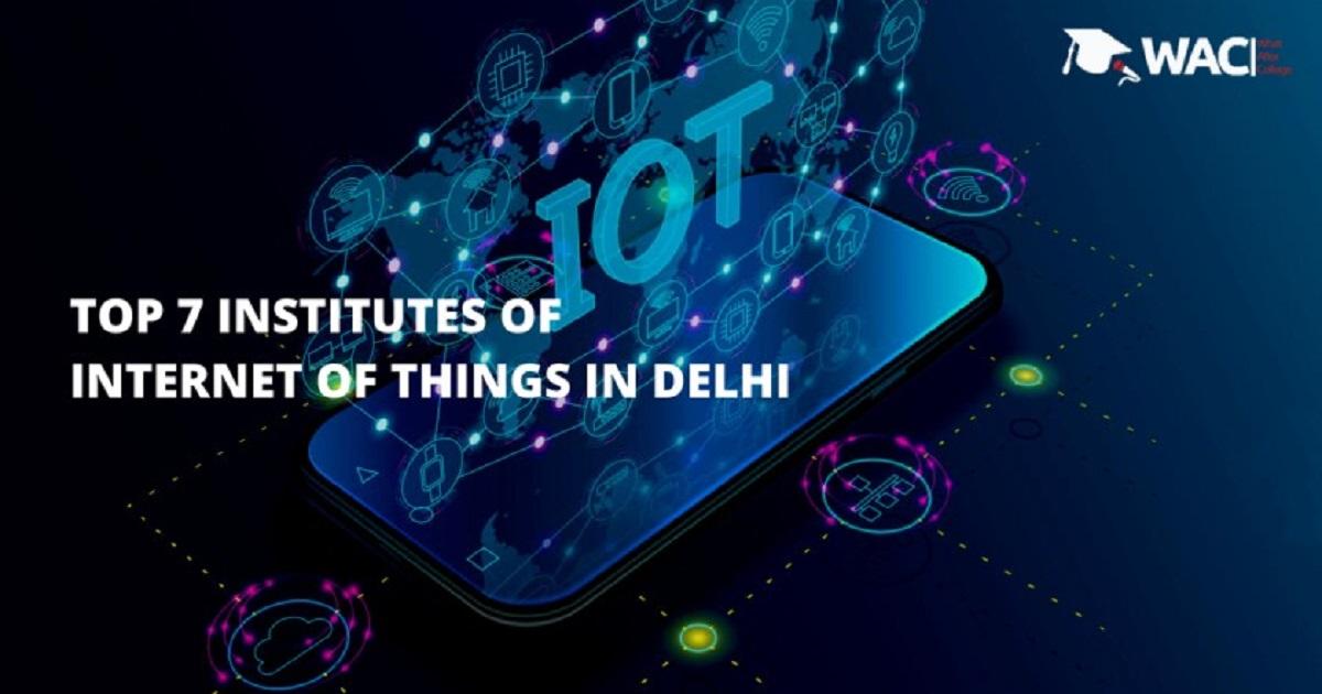 IoT institutes in Delhi